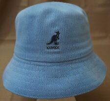 Kangol Tropic Lahinch Bucket Hat 6079 BC M Medium Blue