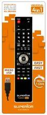 Universal Remote Control Smart PC Programmable 'Freedom Micro-USB' 4-in-1 Device