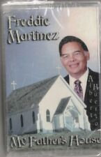 """*Religious-""""Freddie Martinez-""""My Father's House"""" ...*Cassette Sealed"""