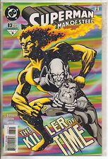 DC Comics Superman The Man Of Steel #83 September 1998 Waverider NM