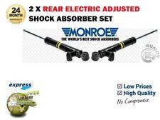 FOR VW PASSAT CC TOURAN 3C0513045D 2X REAR ELECTRIC ADJUST SHOCK ABSORBERS SET