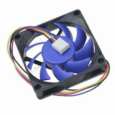 12V 4 Pin 70mm x 15mm Quiet Slient Hydraulic Bearing DC Computer Cooling IDE Fan