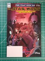 Star Wars Adventures FCBD 2019 IDW Comic NM Rise Of Skywalker Han Solo Chewbacca