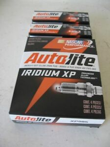 SIX(6) Autolite Extreme Iridium XP985 Spark Plug SET  *$3 PP FACTORY REBATE*