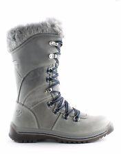 SANTANA CANADA Sale Morella Winter Faux Fur Snow Waterproof Boots Grey Blue 6 M