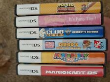 Nintendo DS Replacement Cases - Game Cases🌟🌟