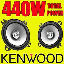 Kenwood 440W total dualcone 4 pulgadas 10cm Puerta Del Coche Par Altavoces Coaxiales/Estante