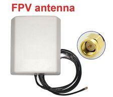1.2GHz 1.3GHz Panel Antenna / RC Long Range FPV Transmitter Receiver Fatshark