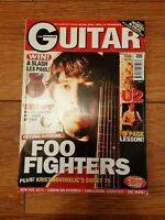 GUITAR MAGAZINE VOL. 7 NO.11 SEPTEMBER 1997) FOO FIGHTERS U2 CARVIN HOLDSWORTH