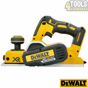 DeWalt DCP580N DCP580 18V XR Li-Ion Cordless Brushless Planer Body Only