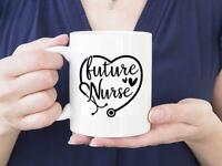 Future Nurse Mug Or Cup > Funny Nurse Coffee Mug Or Nurse Coffee Cup > Gift Mug