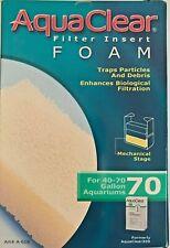 AquaClear 70  Aquarium Filter 40 - 70 gallon filter insert Foam A-618 A618