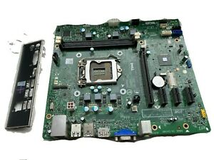 Dell 3020 E145483 MIH81R TMO521 040DDP - DDR3 mATX VJ4YX Sockel LGA 1155 +Blende