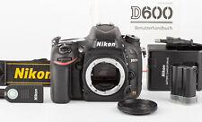Nikon D600 Gehäuse ca. 7500 Auslösungen SHP 61192