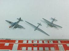 BA37-0,5# 3x Wiking 1:200 Flugzeug-Modell: Junker Ju 87 +  Segelflugzeug