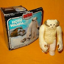 VINTAGE 1981 PALITOY STAR WARS THE EMPIRE STRIKES BACK HOTH WAMPA FIGURE BOXED