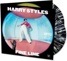 HARRY STYLES - Fine line (lim. ed.) (2021) 2 LP black & white vinyl+poster
