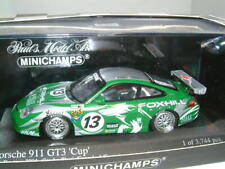 1/43 PORSCHE 911 GT3  CUP #13 2001 DAYTONA, CAWLEY/DAVIS +++ .MINICHAMPS