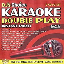 FREE US SHIP. on ANY 3+ CDs! NEW CD Karaoke: Instant Party: Party Classics and P