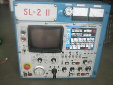 Mori Seiki SL-2 Operator Panel