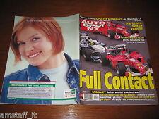 AUTOSPRINT 2002/11=FERRARI F2002 Vs. F2001=RALLY CORSICA=CIOCCO=CART MONTERREY=