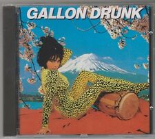 GALLON DRUNK Tonite The Singles Bar CLAWFIST EX+ Original CD 1991 Alt Rock Comp.