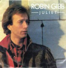 DISCO 45 GIRI  Robin Gibb - Juliet // hearts on fire