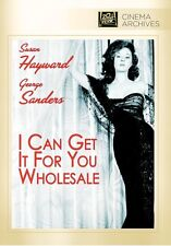 I Can Get It for You Wholesale 0024543842088 With Susan Hayward DVD Region 1