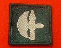 102 Logistic Brigade Combat Badge Velcro Backed