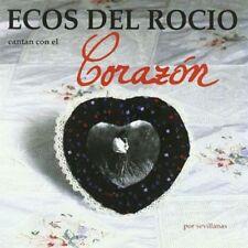 ECOS DEL ROCIO - CANTAN CON EL CORAZON [CD]