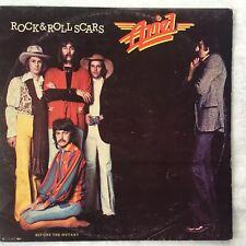 Ariel - Rock & Roll Scars - OZ 1975 Harvest LP + Lyric Sheet - Spectrum - Prog