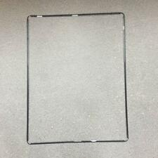New iPad 2 3 4 Digitizer LCD Screen Bezel Plastic Middle Frame + Adhesive Black