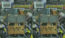 EBC EPFA Extreme Pro Front Brake Pads (2 Sets) 2005-14 Yamaha R6 / EPFA380HH