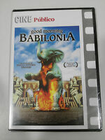 GOOD MORNING BABILONIA DVD SLIM REGION 2 ESPAÑOL ITALIANO NEW SEALED NUEVO