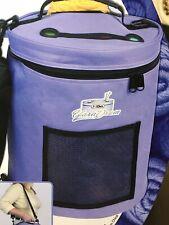 ArtBin Hilados Tambor Almacenamiento Bolso Para Lana Madejas tejer en Azul vincapervinca
