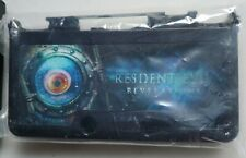 New RESIDENT EVIL REVELATIONS 3DS Protective Case Lenticular Cover Black