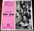 "Vintage NURSERY RHYMES SUNG BY DORIS GOULD 45 rpm EP 7"" HMV VINYL Made in Aust"