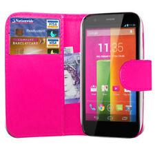 Fundas y carcasas Para Motorola Moto G color principal rosa para teléfonos móviles y PDAs Motorola
