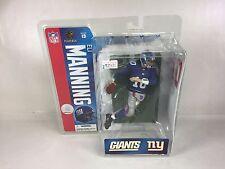 2006 NFL MCFARLANE SERIES 13 ELI MANNING NEW YORK GIANTS