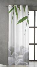 TSUKI TAMASHI Cortina japonesa con ojales metálicos 150x260 / Japan Curtains