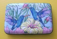 Armored Wallet Hummingbird Design Protects Credit Cards from RFID Identity Theft