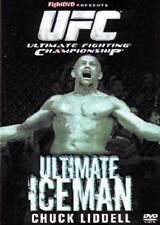 UFC  - Ultimate Iceman Chuck Liddell (DVD) NEUF