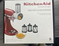 KitchenAid Fresh Prep Slicer/Shredder Attachment, KSMVSA