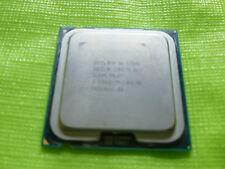 * usado * Intel E7200 Core 2 Duo 2.53ghz CPU LGA775 extraído de sistema en funcionamiento