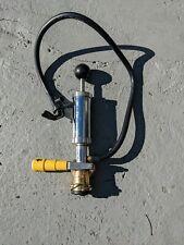 micro matic beer keg pump tap party pump w/ lever handle