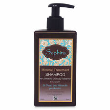 Saphira Hair Care Mineral Treatment Shampoo 8.5 oz.