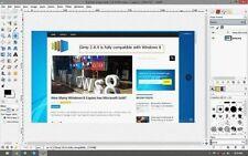IMAGE EDITING SOFTWARE Adobe Photoshop CS4 CS5 Compatible Full Windows Program