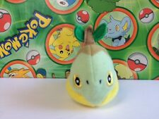 Pokemon Plush Turtwig Throw Jakks doll stuffed Animal soft figure Toy USA Seller