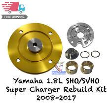 Yamaha WaveRunner 1.8 Sho/Svho SuperCharger Rebuild Kit Fzr Fzs Fx Gp 1800