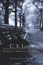 Readings for Meditation and Reflection Lewis, C. S. Paperback